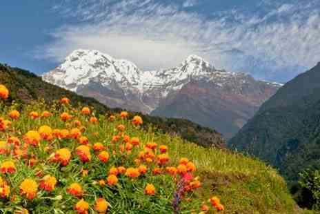 Earthbound Expeditions - Seven Night Tour With Accommodation, Meals and Transfers in Nepal - Save 50%