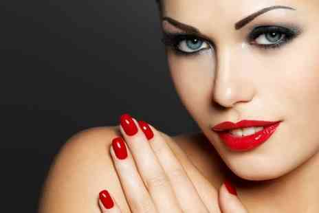 Fusion Beauty and Health - Gel Manicure or Pedicure or Both - Save 50%