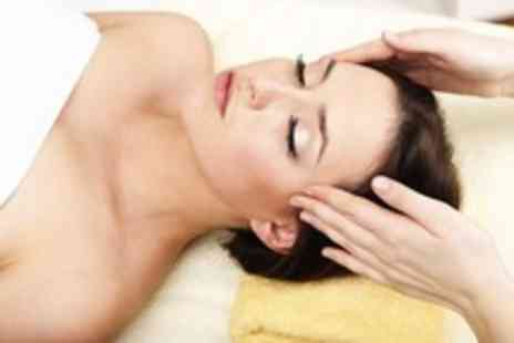 Beauty By Emmy - Back, neck & shoulder massage with facial - Save 50%