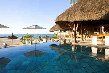 THG Holidays - Three Nights in Dubai and Secven  Nights in Mauritius - Save 48%