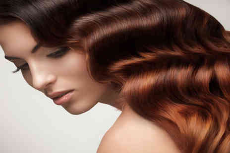 Chic Hair & Beauty Group - Wash, cut & blowdry with morrocanoil treatment - Save 62%