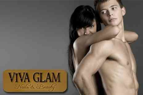 Viva Glam - Six Sessions of IPL Hair Removal on Two Small Areas for £119 worth £900 - Save 87%