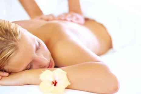 Evolve Hair - Full Body Massage - Save 53%