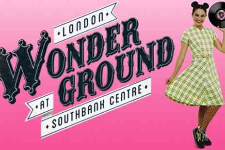 Underbelly - Monski Mouses Disco at London Wonderground - Save 47%