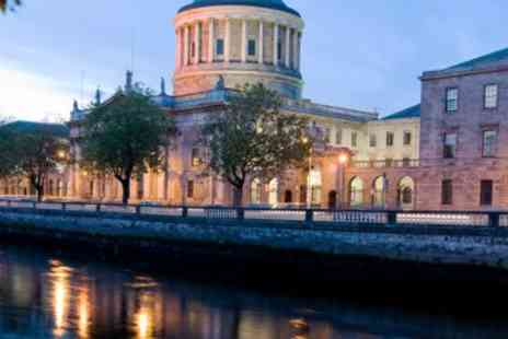 Fly to Dublin - Jet off for a couple of adventurous days in Dublin with 2 hotels to choose from and return flights - Save 35%