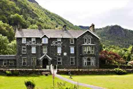 The Borrowdale Hotel - Lake District Stay with Dinner & Wine Pairings - Save 48%
