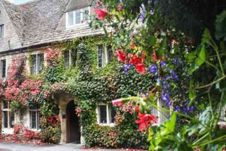 Hatton Court Hotel -  Afternoon Tea & Bubbly for Two in Cotswolds - Save 59%