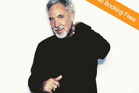 LHG Live - Tickets to Tom Jones at Northamptonshire County Cricket Club - Save 9%