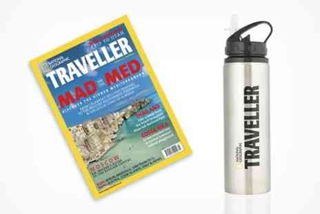 National Geographic Traveller - Ten Issues With Free Delivery - Save 66%