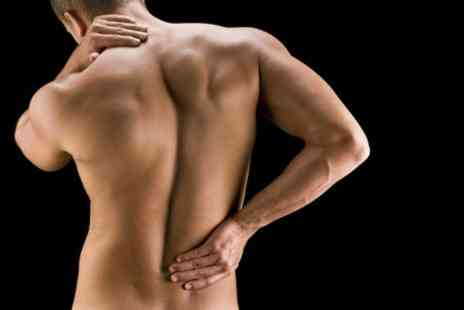 Shield Clinic -  Spinal Package With Exam and Scans - Save 86%