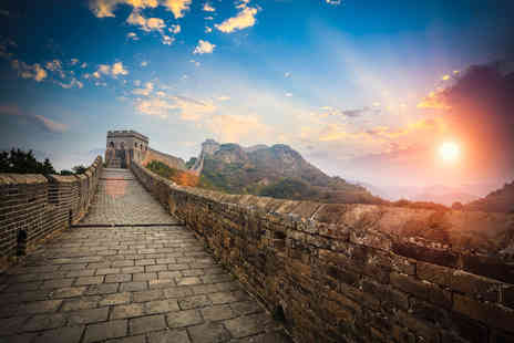Merry Travel  - Five night China tour including return flights - Save 47%