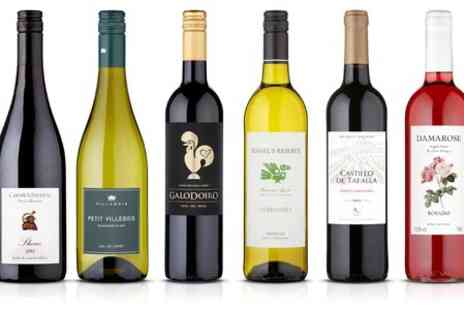 Naked Wines - Six Bottle Summer Wine Collection - Save 53%