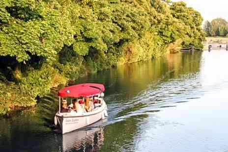 Oxford River Cruises - 50 Minute river cruise past the city's notable landmarks - Save 50%