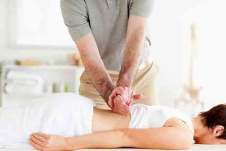 Eden Street Chiropractic -  Assessment and Three Treatments - Save 84%