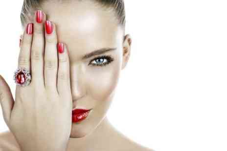 Evolve Hair - Luxury Facial With Mani and Pedi - Save 50%