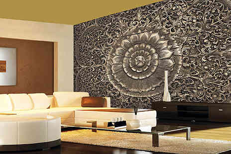 Spicy Decor - 3D Wallpaper Which Brings pictures to life and add an artistic twist to your home - Save 63%