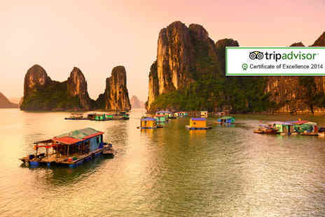Hoi An Express - 14 day Vietnam and Cambodia tour with 4 star accommodation  - Save 47%