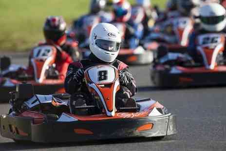 Whilton Mill - 30 Laps Of Go Karting - Save 50%