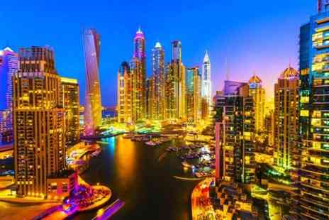Tour Center -  Two Night Stay in Dubai With Breakfast  - Save 50%