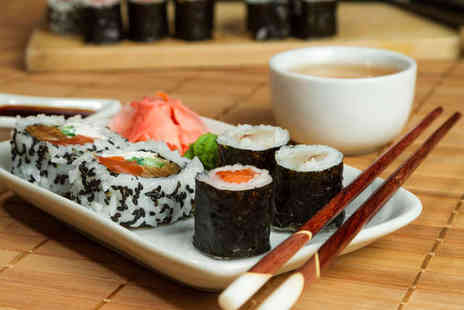 Samsi - Spend on Japanese Food for Two  - Save 50%