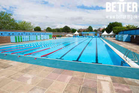 Charlton Lido and Lifestyle Club - Day Pass to Lido and Gym for One - Save 53%