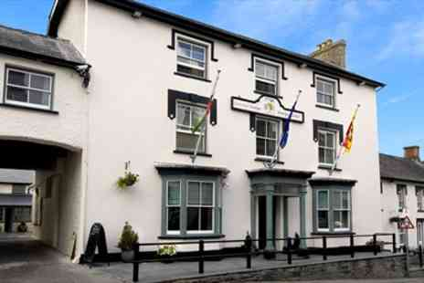 Gwestyr Emlyn Hotel - Overnight stay in West Wales 18th Century Coaching - Save 51%