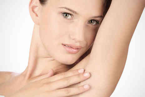 Skin and Tonic - Six Sessions of IPL Hair Removal on a Small, Medium, Large Area - Save 73%