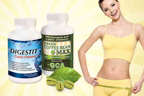 Green Coffee Bean Extract - One Bottle of Green Coffee Bean Extract  - Save 65%