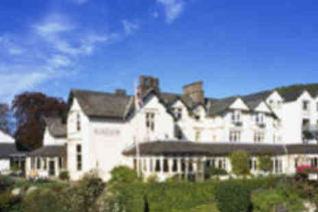 The Burnside Hotel - Two night Lake District stay for two with breakfast - Save 67%