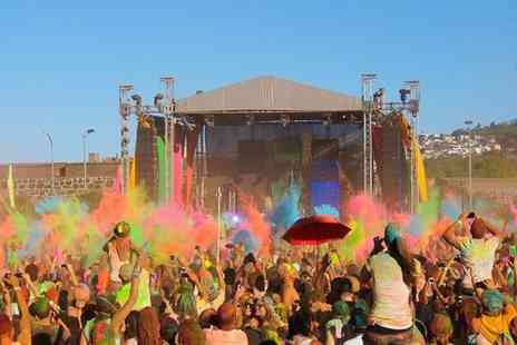 Holi One - Ticket to the Wembley Park HOLI ONE colour festival - Save 16%