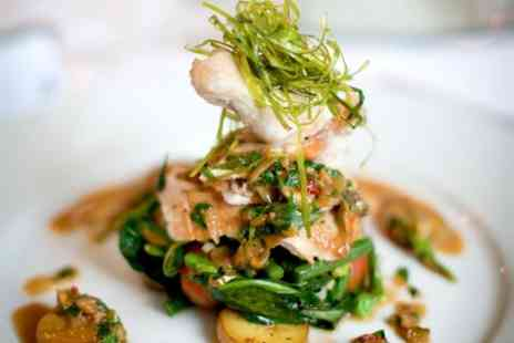 No4 Clifton Village - Two Courses With Prosecco For Two  - Save 49%