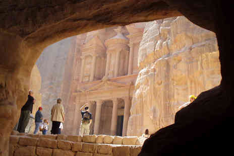 Encounters Travel - Natural Wonders and Ancient History in Jordan - Save 50%