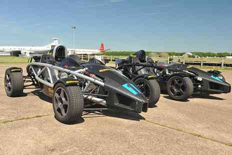 6th Gear Experience - 90 minute Ariel Atom supercar driving experience - Save 51%