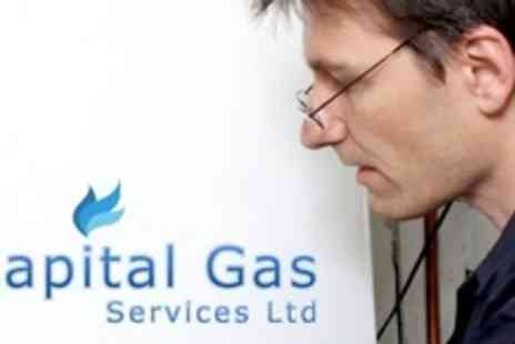 Capital Gas Services - Boiler Inspection, Service and CP12 Certification - Save 70%