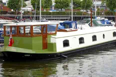 Burscough Boat Trading - 2.5 Hour Group Canal Cruise  - Save 50%