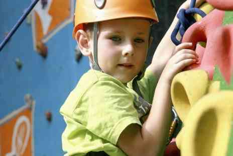 Undercover Rock - Indoor Climbing Session - Save 50%