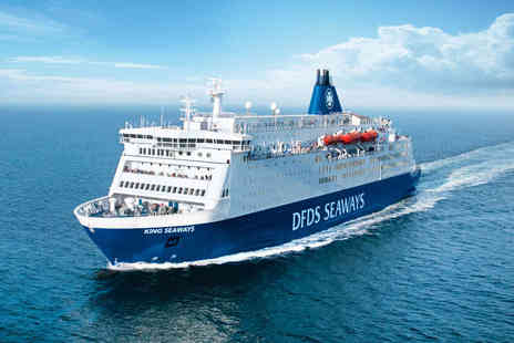 DFDS Seaways - Two Night Return Mini Cruise stay  for Two People  - Save 50%