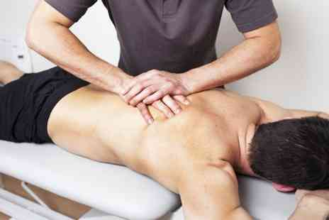 The Sports Rehab Room - 30  Minutes Sports Massage  - Save 60%