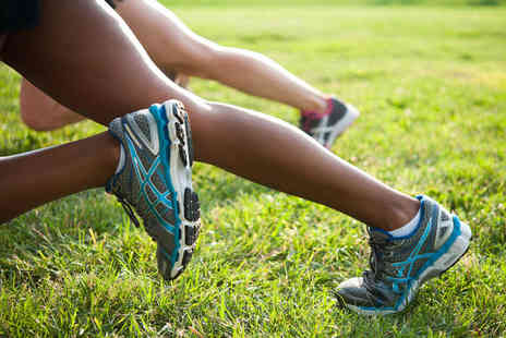 Fitness Chicks - One Month of Muddy Girl Outdoor Boot Camp Classes - Save 53%