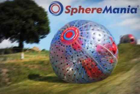 Madrenaline - Harness sphering experience for 1 - Save 65%