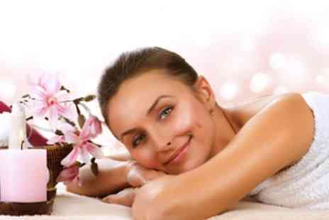 Sports Relief & Pamper Relief - Choice of massage with Indian Head Massage - Save 63%