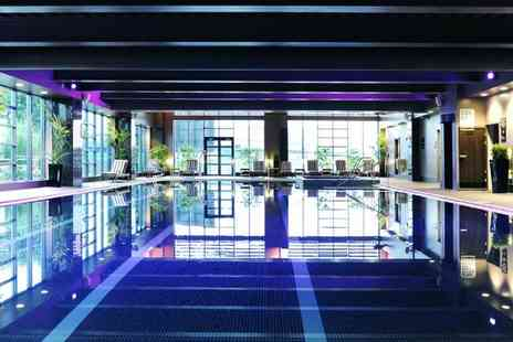 De Vere Village Hotels - One day spa and leisure pass for two including a glass of Prosecco - Save 70%