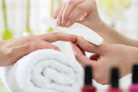 Skin and Tonic - Luxury Manicure treatment - Save 43%