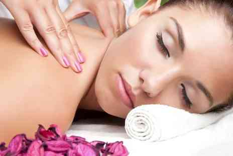 Lirio Therapy - Massage and Body Wrap  - Save 60%