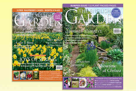 Archant Community Media - 12 Month Subscription to The English Garden Magazine - Save 51%