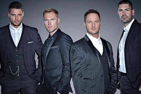 LHG Live - Two tickets to Boyzone at Durham County Cricket Club - Save 50%