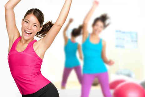 The London Dance Company -  12 Zumba classes  - Save 63%