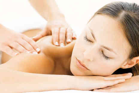 Beauty 2 - Back and Neck Massage with Head Massage  - Save 60%