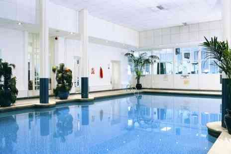 Buxton Palace Hotel - Spa Day With Treatments  - Save 53%