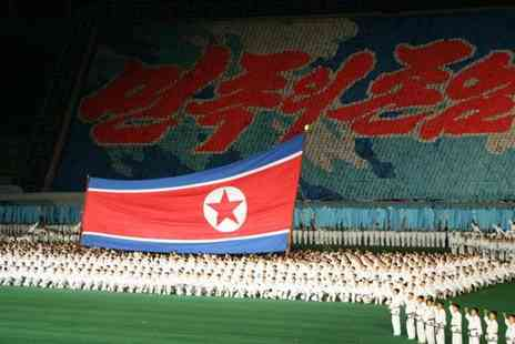 Lupine Travel - Six night stay  all inclusive escorted tour around North Korea - Save 34%